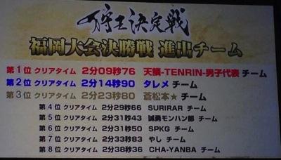 福岡狩王'13