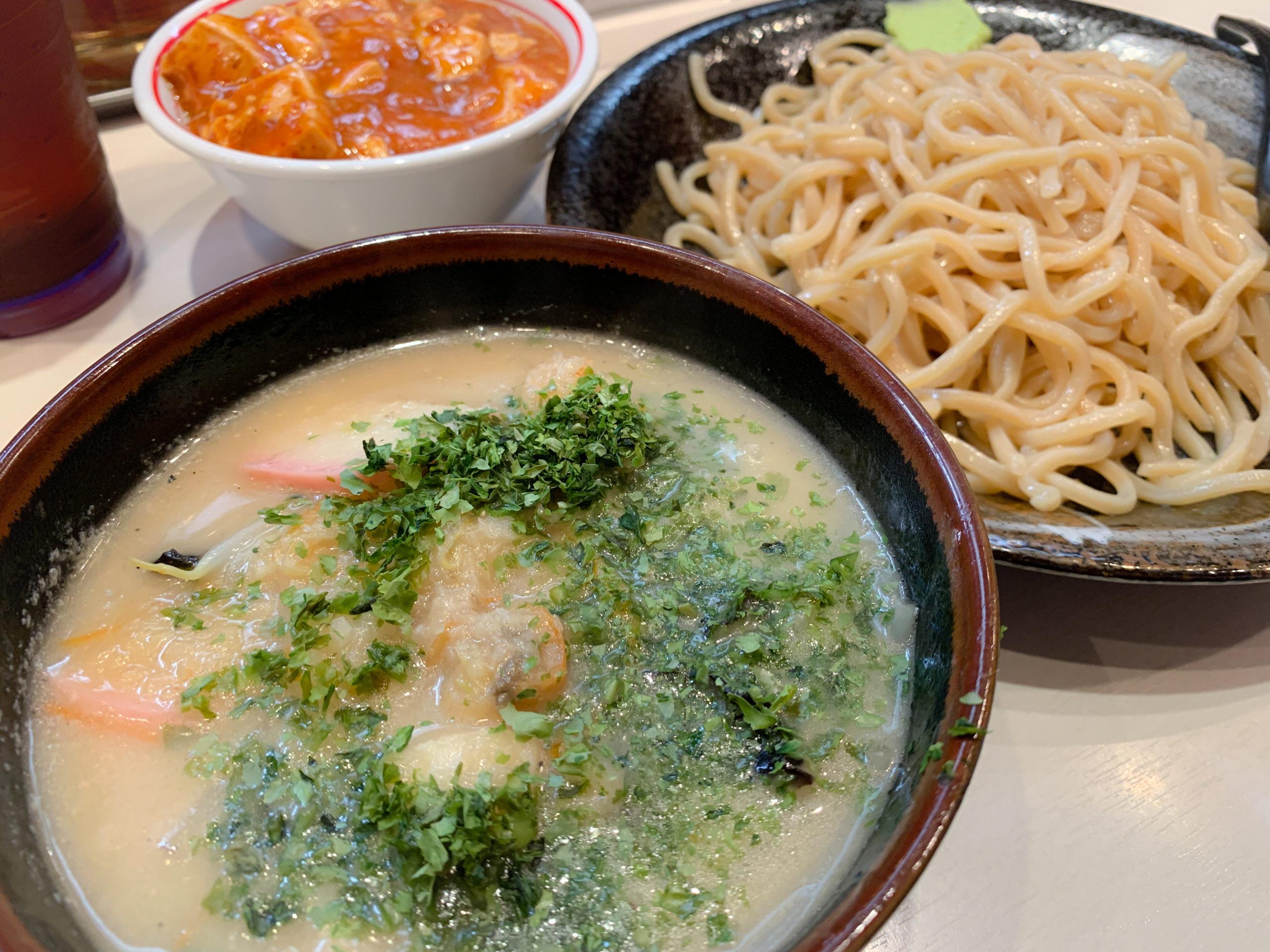 ナガサワちゃんぽんつけ麺